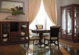 Мебель из натурального дерева всегда будет занимать отдельное место среди остальных видов отделки